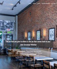 Greenleaf Restaurant Ashland Oregon