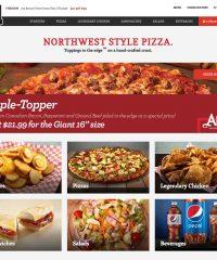 Abby's Legendary Pizza Beacon Drive Grants Pass