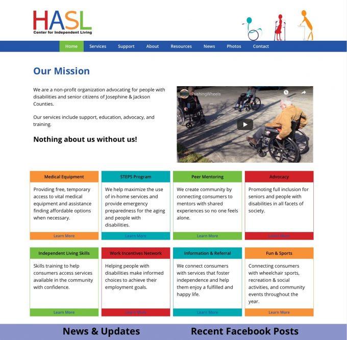 Handicap Awareness and Support League (HASL)