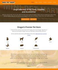 Mini Pet Mart Store 1072