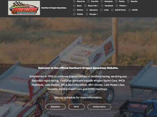 Southern Oregon Speedway